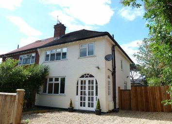 Thumbnail 3 bedroom semi-detached house to rent in East Street, Epsom