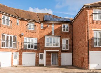Thumbnail 4 bed town house for sale in Smiths Wharf, Wantage