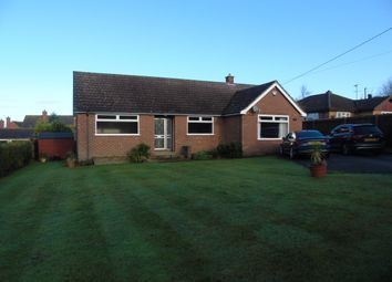 Thumbnail 3 bedroom detached bungalow to rent in Church Lane, Claydon