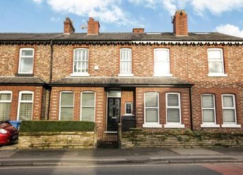 Thumbnail 2 bed terraced house for sale in Stockport Road, Timperley, Altrincham, Greater Manchester