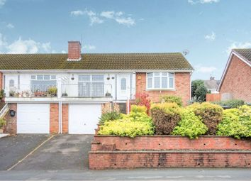 Thumbnail 2 bed semi-detached house for sale in Gauden Road, Stourbridge