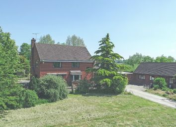 Thumbnail 4 bed detached house for sale in Heage Lane, Etwall, Derby