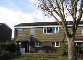 Thumbnail 3 bed end terrace house for sale in Wisden Road, Stevenage