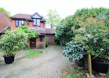 Thumbnail 3 bedroom detached house for sale in Meadowland, Chineham, Basingstoke