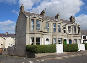 Thumbnail 3 bed terraced house for sale in Princetown Road, Bangor