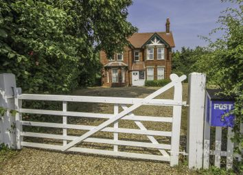 Thumbnail 5 bed detached house to rent in 8 Heath Road, Swaffham Prior, Cambridgeshire