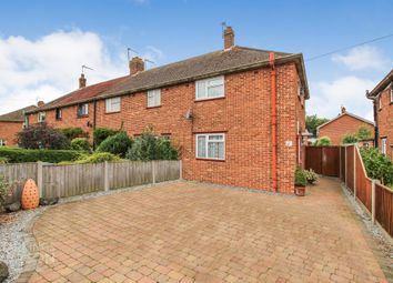 Thumbnail 3 bed end terrace house for sale in Banham Road, Beccles