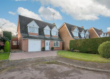 Thumbnail 3 bed property for sale in Manor Park, Nether Heyford, Northampton