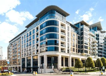 Thumbnail Studio for sale in Octavia House, 213 Townmead Road, London