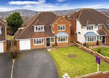 Hereford Drive, Priorslee, Telford, Shropshire TF2. 4 bed detached house for sale
