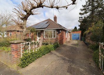 Thumbnail 3 bed bungalow for sale in The Chase, Leverington Road, Wisbech