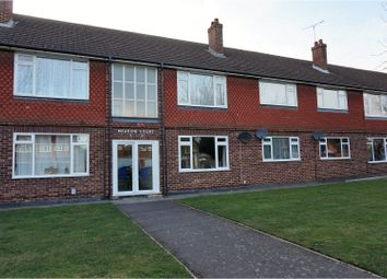 Thumbnail 2 bed flat for sale in Anchor Meadow, Farnborough