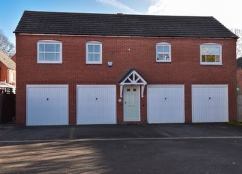 Thumbnail 2 bed flat for sale in Railway Walk, Bromsgrove