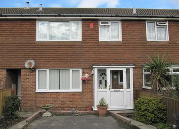 Thumbnail 3 bed terraced house for sale in Asten Close, St Leonards On Sea, East Sussex