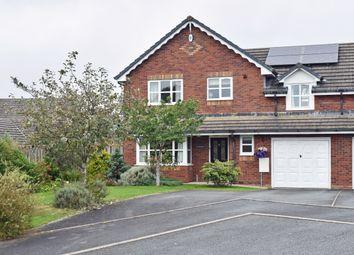 Thumbnail 4 bed semi-detached house for sale in Howey, Llandrindod Wells