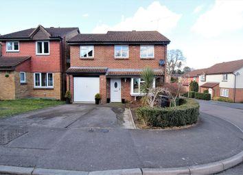 Thumbnail 4 bed detached house for sale in Kernham Drive, Tilehurst, Reading, Berkshire