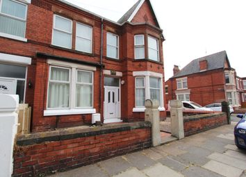 Thumbnail 3 bed flat to rent in Bidston Avenue, Wallasey