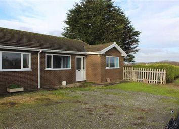 Thumbnail 3 bed semi-detached bungalow for sale in Ilston, Swansea