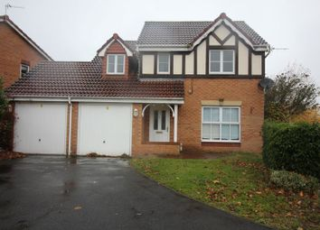 Thumbnail 4 bed detached house for sale in Hillbrook Drive, Walton, Liverpool