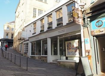 Thumbnail Retail premises to let in 3-4 Bartlett Street, Bath, Bath And North East Somerset