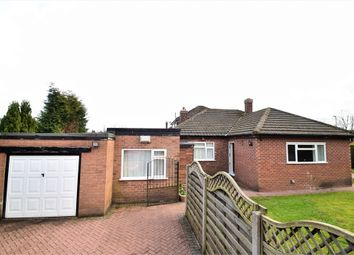 Thumbnail 3 bed detached bungalow for sale in Stanneylands Drive, Wilmslow, Cheshire