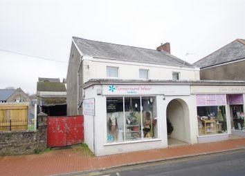 3 bed flat for sale in West Cross, Caen Street, Braunton EX33