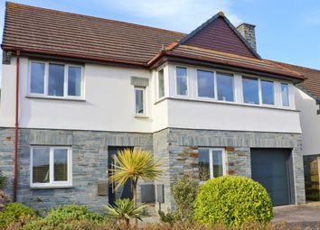Thumbnail 4 bed detached house for sale in Sarahs View, Padstow
