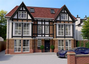 Thumbnail 1 bed flat for sale in Chipstead Valley Road, Coulsdon