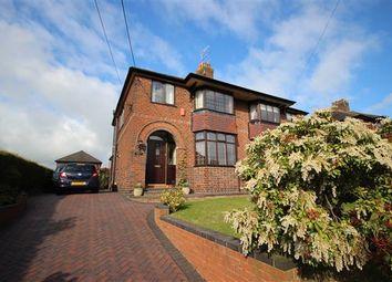 Thumbnail 3 bed detached house for sale in Jesmond Dene, Nursery Lane, Stockton Brook, Stoke-On-Trent