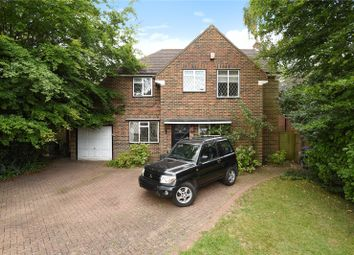 Thumbnail 3 bedroom detached house for sale in Birchdale, Gerrards Cross, Buckinghamshire