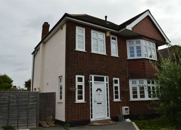 Thumbnail 4 bed detached house to rent in New Road, Rainham, Greater London