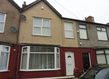 Thumbnail 3 bed property to rent in Woodgreen Road, Stoneycroft, Liverpool