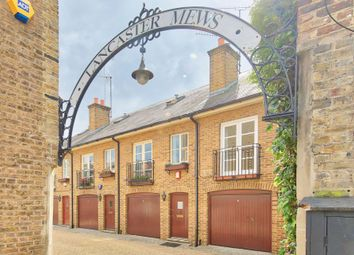 2 bed terraced house for sale in Lancaster Mews, Wandsworth SW18