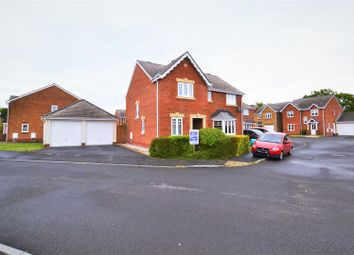 Thumbnail 4 bed detached house for sale in Bryn Dreinog, Capel Hendre, Ammanford