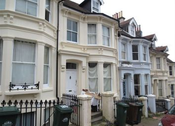 Thumbnail 1 bed flat to rent in Roundhill Crescent, Brighton