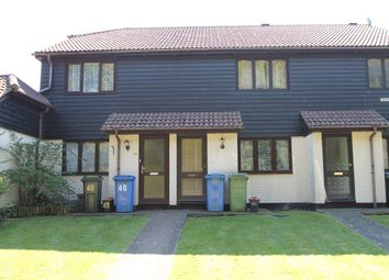 Thumbnail 1 bed maisonette to rent in Wickham Close, Newington, Kent