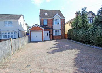 Thumbnail 4 bed detached house for sale in Borden Lane, Sittingbourne, Kent