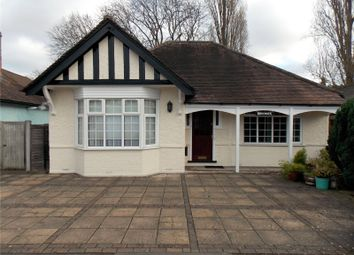 Thumbnail 3 bed detached bungalow to rent in Brooklyn Avenue, Loughton, Essex