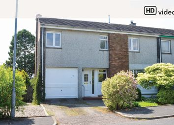 Thumbnail 3 bed end terrace house for sale in Edward Drive, Helensburgh
