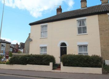 Thumbnail 3 bedroom terraced house for sale in Carrow Road, Norwich