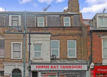 Thumbnail 3 bed flat for sale in High Street, Herne Bay, Kent