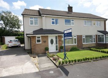Thumbnail 4 bed semi-detached house to rent in Shaftsbury Close, Bolton