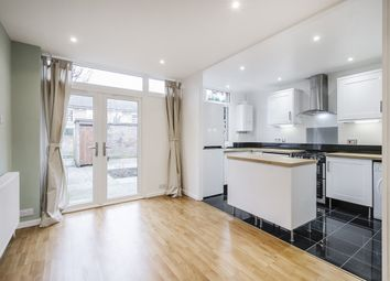 Thumbnail 3 bed terraced house to rent in Croxted Road, London