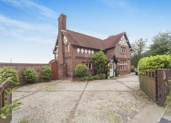 Thumbnail 4 bed detached house for sale in Dunham Road, Warburton, Lymm, Greater Manchester