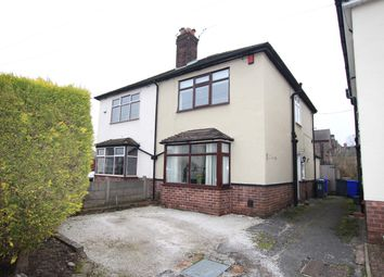 Thumbnail 2 bed semi-detached house for sale in Newmill Street, Milton, Stoke-On-Trent