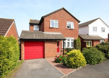 Thumbnail 4 bed detached house for sale in Webbers Way, Puriton, Bridgwater