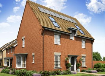 "Thumbnail 5 bed detached house for sale in ""Welford"" at Butts Lane, Stanford-Le-Hope"