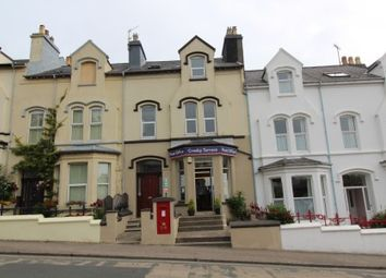 Thumbnail Retail premises for sale in Laureston Terrace, Douglas, Isle Of Man