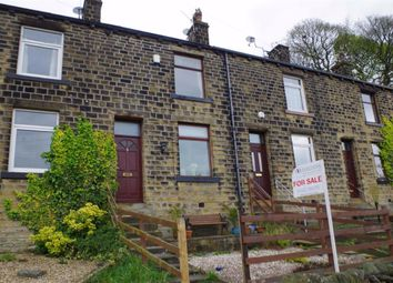 2 bed terraced house for sale in Woodside Terrace, Greetland, Halifax HX4