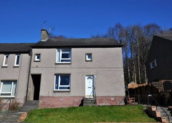 Thumbnail 2 bed flat for sale in Rose Street, Alloa